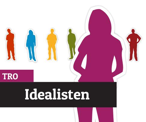 Idealisten - den dedikerede energitype