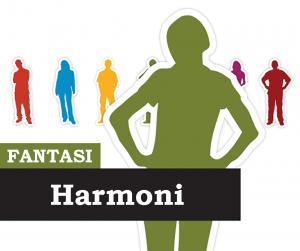 Kreativ energitype og harmoni